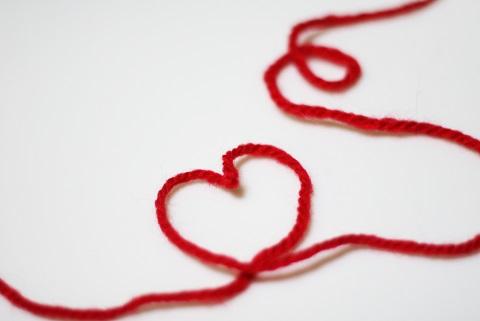 めぐりあわせの赤い糸