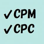 CPMとCPCを理解した