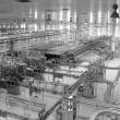 物を生産する工場