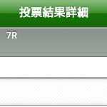 【予想】2016年1月17日中京7Rゲットクローサー