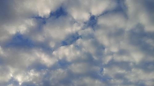 悩んだ時に見上げた空