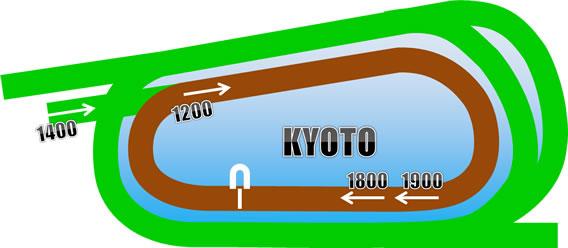 京都ダートコース