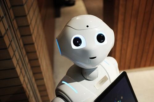 プログラミングされたロボット