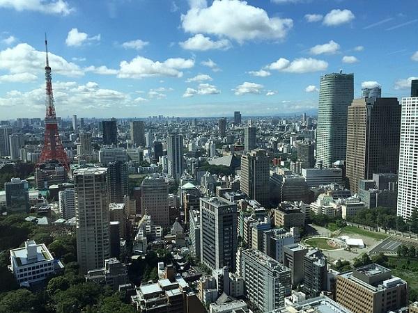 東京で働く
