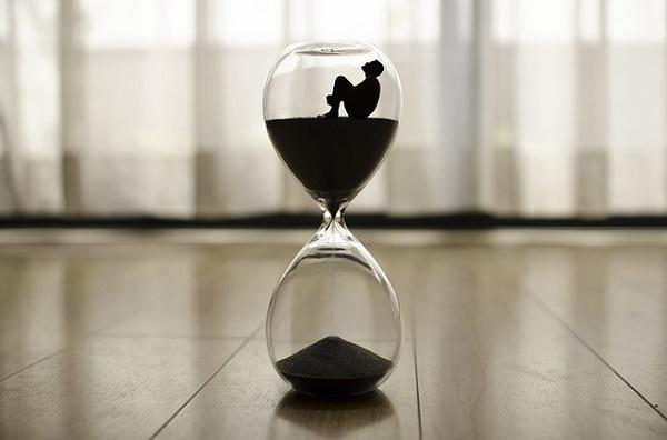 砂時計時間がない